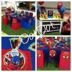 #SpidermanParty Arcade Games, Spiderman, Parties, Boys, Spider Man, Fiestas, Baby Boys, Senior Boys, Party