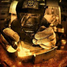 Love tig welding