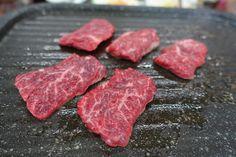 Hanwoo beef ++1 grade. Visit Seoul beef market!