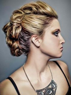 warrior hairstyle - Bing Images