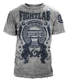 T - Shirt design for Muay Thai Fighter based in Thailand | Company : Fightlab | Country : Thailand