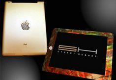 Dinosaur Bone-Infused iPad