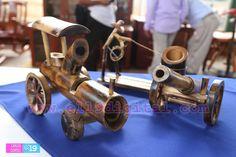 Nicaragua y Taiwán promueven proyecto de cultivo y mejoramiento de producción de artesanías de bambú