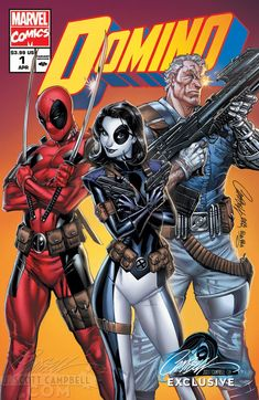 Exclusive Relationships: J. Scott Campbell, Adi Granov, Dale Keown, Leinil Francis Yu and More