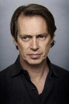 Steve Buscemi. So many crazy good movies to his credit & let's not forget 'Boardwalk Empire'.