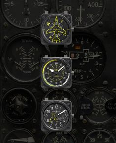 Bell & Ross has released some teasers on three of its new watches built for literally the high fliers. Read more about Bell & Ross aviation watches. Bell Ross, Gents Watches, Cool Watches, Watches For Men, Breitling, Luxury Watches, Circuit, At Least, Gadgets