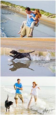 www.brookemayo.com Brooke Mayo Photographers. Outer Banks Engagement Photos, OBX Engagement Photos, Outer Banks Weddings, Beach Weddings