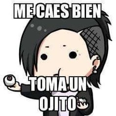 Aww I accept that little eye Uta!!!!! ^.^