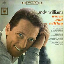 Now Playing - And Williams -Warm and Willing (1962)