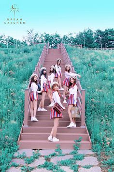 1006 Best Dreamcatcher Kpop Images Dream Catcher Kpop