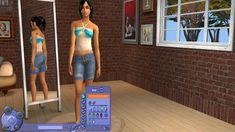 Mod The Sims - Widescreen CAS Camera fix (all games)