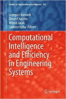 Computational Intelligence And Efficiency In Engineering Systems PDF