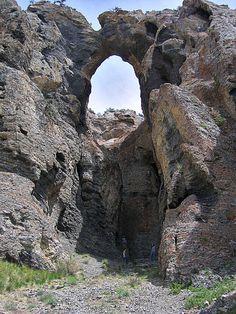 Arch, Beaverhead Mountains, Idaho