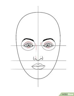 Titel afbeelding Draw a Face Step 6