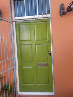 Green door, whats that secret you're keeping haha