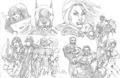 My Justice League by Atlas0