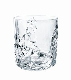Nachtmann - set pohár na whisky - Sculpture Whisky Set, Wine Glass, Glass Art, Organic Vodka, Whisky Tumbler, Shot Glass, Decoration, The Rock, Tableware