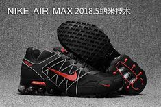6dc96bfa943f Wholesale Cheap Nike AirMax 2018 Men Black University Red Shoes are on  promotion now