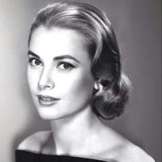 - repinned from Theodore Leaf, L.A.  - Grace Kelly hair inspiration