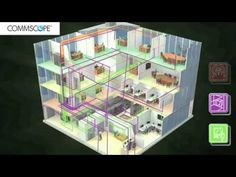 Intelligent buildings by CommScope