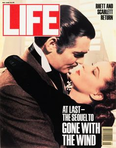 LIFE Magazine May 1988 - Gone With the Wind Sequel / 2000th Issue Collectors Ed.