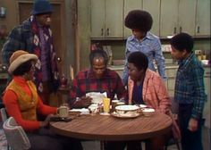 Good Times Painting, Good Times Tv Show, Bernnadette Stanis, Norman Lear, Episode Guide, Season 1, Bourbon, Movies And Tv Shows, Favorite Tv Shows