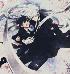 Undertaker, Shinigami, Anime Magi, Manga Anime, Colorful Drawings, Cool Drawings, Yatogami Noragami, Black Butler Characters, Black Buttler