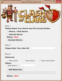 clash of clans cheats. visit here http://clashofclanshackers.net/