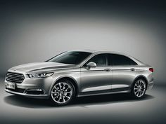 2017 Ford Taurus Exterior Silver Color Redesign Angle Specs Review