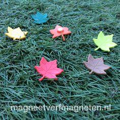 Leaf a massage magneten