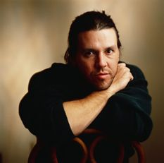 """Not another word.""  Today marks the fourth anniversary of David Foster Wallace's death. D.T. Max remembers: http://nyr.kr/NZMgmc (Photograph by Gary Hannabarger/Corbis.)"