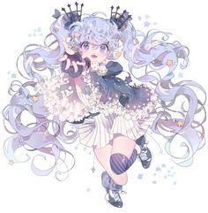 vocaloid Part 49 - - Anime Image Anime Chibi, Manga Anime, Loli Kawaii, Kawaii Art, Anime Art Girl, Manga Art, Pretty Art, Cute Art, Vocaloid