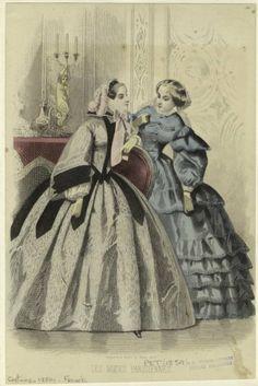 1859 - Peterson's Magazine
