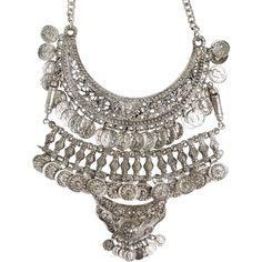 Goldbarr Abu Dhabi Necklace (475 LTL) ❤ liked on Polyvore