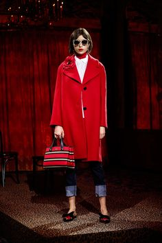 adf82b7466d Kate Spade New York Fall 2017 Ready-to-Wear Fashion Show Collection Blazers
