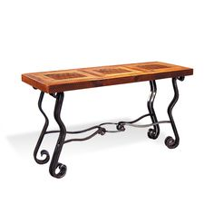 Ghostwood Sofa Table - Western Heritage Furniture