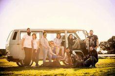 Fotografía de grupo. Foto de amigos. ML Fotógrafos.
