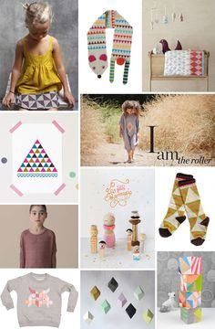 Children's Trend: Geometric Candy