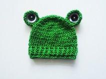 Bonnet tête de grenouille pour les petits ! By DaWanda.com