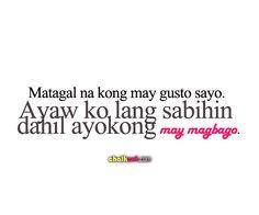 tagalog quotes – may magbago