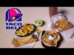 ▶ Taco Bell Inspired Miniatures - Polymer Clay Tutorial - YouTube