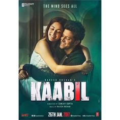 Their love was all the light they ever needed. #Kaabil @yamigautam