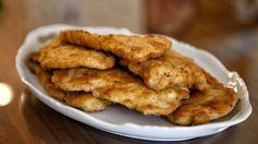 Chicken Schnitzel - Sznycel z kurczaka - Ania's Polish Food Recipe #17