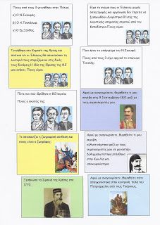 Τα πρωτάκια 1: Επιτραπέζια για την Επανάσταση του 1821(Με τους ήρωες του '21-Το πνεύμα του '21) 21st