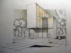 architecture. by CoffeeCupcake.deviantart.com on @deviantART