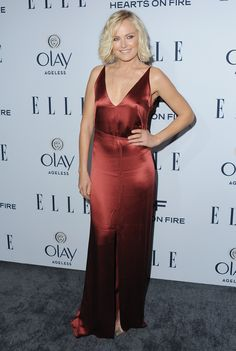 Who wore what: ELLE's women in television dinner, Jennifer Lopez's All I Have event and more!