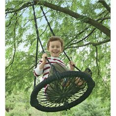 Round-and-Round Outdoor Swing%26#153;