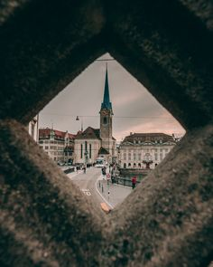 Church, church tower, looking through and street road HD photo by Jordan Pulmano ( on Unsplash Cool Places To Visit, Places To Travel, Places To Go, Salzburg, Budapest, Hallstatt, Sites Touristiques, Church Pictures, Neuschwanstein