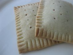 Homemade Pop Tarts Pastry 2 cups (8 1/2 ounces) all-purpose flour 1 tablespoon sugar 1 teaspoon salt 1 cup (2 sticks or 8 ounces) cold, unsalted butter, diced 2 tablespoons (1 ounce) cold milk or ice water 1 egg (to brush on pastry) Brown Sugar Cinnamon Filling (enough for 9 tarts) 1/2 cup (3 3/4 ounces) brown sugar 1 to 1 1/2 teaspoons ground cinnamon, to taste 4 teaspoons all-purpose flour