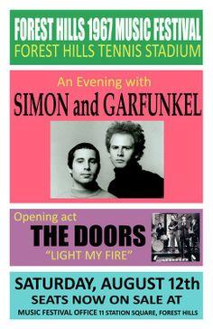 Simon and Garfunkel & and the Doors